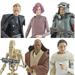 Star Wars The Black Series 6-Inch Action Figures Wave 20