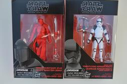 Star Wars The Black Series Elite Praetorian Guard 3 3/4 Inch
