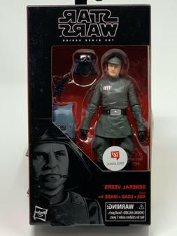 Star Wars The Black Series General Veers 6-inch Figure NEW I