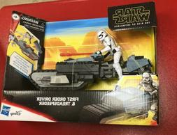 STAR WARS THE RISE OF SKYWALKER FIRST ORDER DRIVER & TREADSP