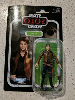 Star Wars Vintage Collection Han Solo Young Solo Hasbro Kenn