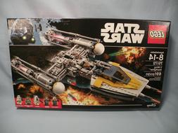 Y-Wing Starfighter sealed in its box Set #75172 New Official LEGO Star Wars