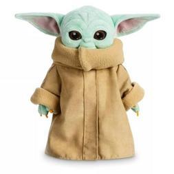 Stars Wars The Mandalorian Baby Yoda Plush Toy Stuffed Doll