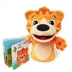 Baby Einstein Storytime with Lily Plush Puppet Toy & Book, A