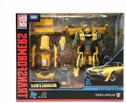 Transformers Studio Series #15 Bumblebee with Charlie Deluxe