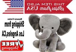Stuffed Elephant Animal Plush - Toys for Baby, Boy, Girls Pl