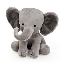 Stuffed Elephant Animal Plush - Toys for Baby, Boy, Girls -