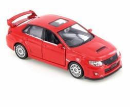 Subaru WRX STI, RMZ City - 1/32 Scale Diecast Model Toy Car