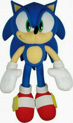 Super Sonic The Hedgehog Tails Plush Doll Stuffed Animal Toy