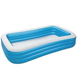 "Intex Swim Center Family Inflatable Pool, 120"" X 72"" X 22"","