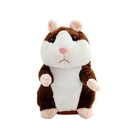 YOOMUN Talking Hamster Repeats What You Say Electronic Pet T