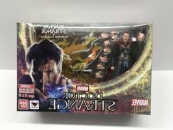 Tamashii Nations Bandai S.H. Figuarts Doctor Strange & Burni