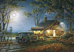 Buffalo Games - Terry Redlin - Autumn Traditions - 300 Large