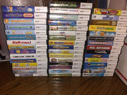 *TESTED & WORKING* Nintendo DS video games lot #1, multiple