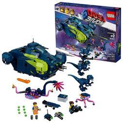 LEGO THE MOVIE 2 Rex's Rexplorer! 70835 Building Kit Space