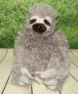 "Wild Republic THREE TOED SLOTH 12"" Plush Cuddlekins Stuffed"