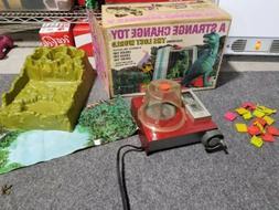 Mattel Time Machine Strange Change toy with  box, great cond