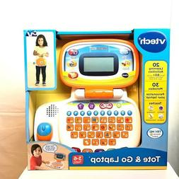 VTech Tote and Go Laptop Educational Kids Toy Learning Activ