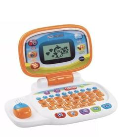 VTech Tote and Go Laptop Orange Preschool Toddler Learning G