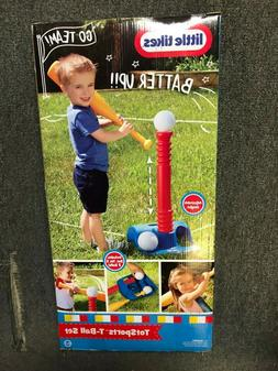 Little Tikes TotSports T-Ball Set Kids Baseball Toys 2 Ball
