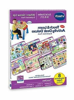 VTech Touch and Learn Activity Desk Deluxe Expansion Pack -