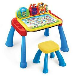 VTech Touch and Learn Activity Desk Deluxe  Regular