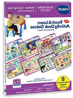 touch learn activity desk deluxe