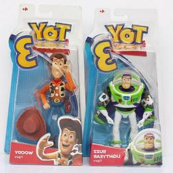 Toy Story 3 Toys Woody and Buzz Lightyear Disney Action Figu