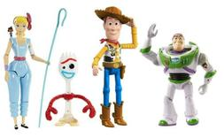 Toy Story 4 Adventure Story Action Figure 4-Pack Box Forky B
