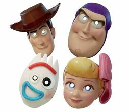 Toy Story 4 Birthday Paper Masks Party Favor