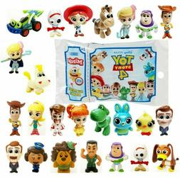 Disney TOY STORY 4 MINIS Series 1 & 2 & 3 Blind Bag Mystery