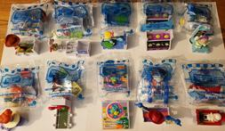 Toy Story 4 McDonalds Happy Meal Toys Pick! Complete 1-10 Se