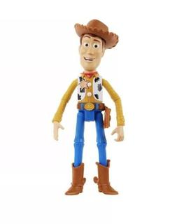 Toy Story 4 True Talkers Woody 9 Inch Action Figure NEW IN S