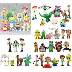 Toy Story Buzz Lightyear Woody Jessie Bulleye Figures Toys G