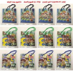Toy Story Gift Favor 12 Bag Birthday Party Supply Disney Goo