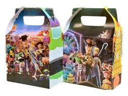 Toy Story Woody Treat Favor Boxes *10ct* Loot Goody Candy Ba