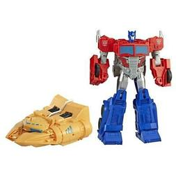 Transformers Toys Cyberverse Spark Armor Ark Power Optimus P