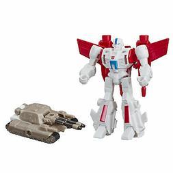 Transformers Toys Cyberverse Spark Armor Jetfire Action Figu
