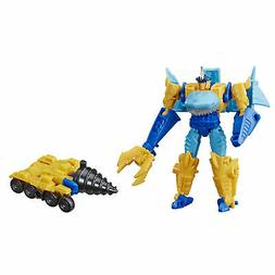 Transformers Toys Cyberverse Spark Armor Sky-Byte Action Fig