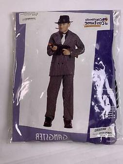 California Costumes Toys Gangster, Small
