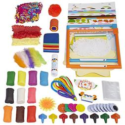 ALEX Toys Little Hands My Giant Busy Box Create 16 Different