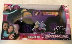 Jada Toys GIRLMAZING Big Foot Jeep R/C Vehicle 1:16 Scale, P