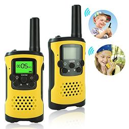 DIMY Toys for 3-12 Year Old Boys, Long Range Walkies Talkies
