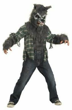 California Costumes Toys Howling at The Moon, Large L Large
