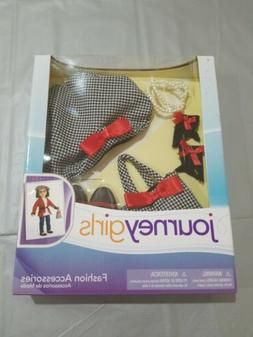 """Toys 'R Us  Fashion Accessories Set for 18"""" Journey Girl Dol"""
