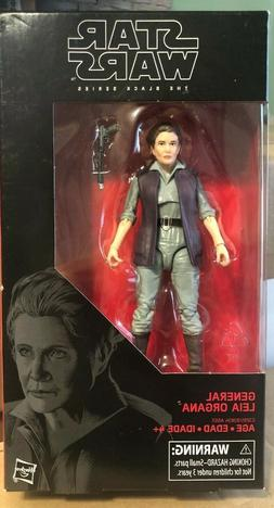 Hasbro Toys Star Wars Black Series General Leia Action Figur
