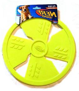 Nerf Dog TPR Flyer, 10-Inch, Green