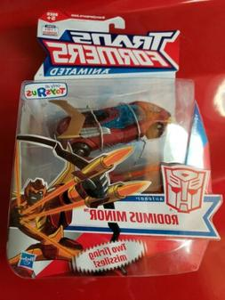 Transformers Animated Rodimus Minor Toys R Us exclusive NEW