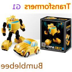 KBB Transformers Bumblebee Beetle MCS-02 Legends Level Actio