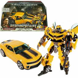 Transformers BUMBLEBEE human alliance SAM WITWICKY robot car